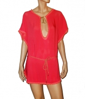 CROCHELLE Short Kaftan