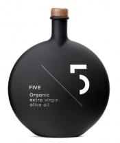 5 Organic Extra Virgin Olive Oil 500 ml
