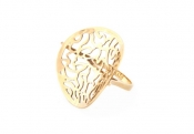 FACHIDIS Yellow Gold Ring