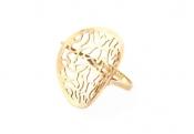 FACHIDIS Yellow Gold Ring