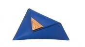 GEORGINA SKALIDI Eave 14c Blue Large Clucth