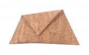 GEORGINA SKALIDI Eave 15c Cork Asymmetric Clucth