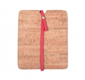 GEORGINA SKALIDI Eave 19b Cork & Leather iPad Case