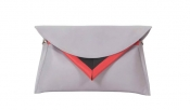 GEORGINA SKALIDI Eave 24b Grey Messenger