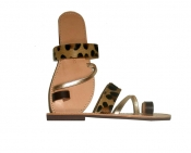 GREEK SALAD SANDALS Fanos(SOLD OUT)