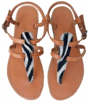 GREEK SALAD SANDALS Xila (SOLD OUT)