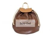 IPPOLITO Jo Backpack in Chocolate Fondu (Sold Out)