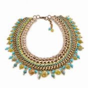 LAMPRINI Necklace Mediterranean Ethnic