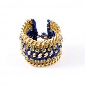 LAMPRINI Bracelet Midnight Blue