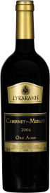 LYRARAKIS Red Wine Cabernet Sauvignion - Merlot