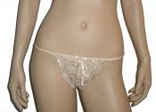 PARISIENNE Lace Thong 5