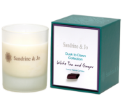 SANDRINE & JO White tea & ginger