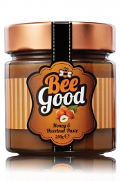 BEE GOOD Honey Hazelnut Paste