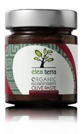 ELEA TERRA Organic Kalamon Variety Olive Paste