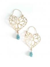 TONIA MAKRI Earrings With Apatite