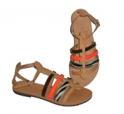 GREEK SALAD SANDALS Faraggas (SOLD OUT)